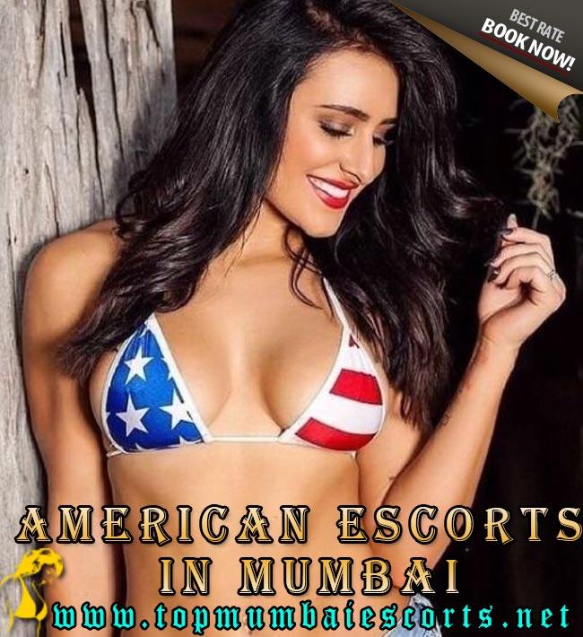american escorts in mumbai