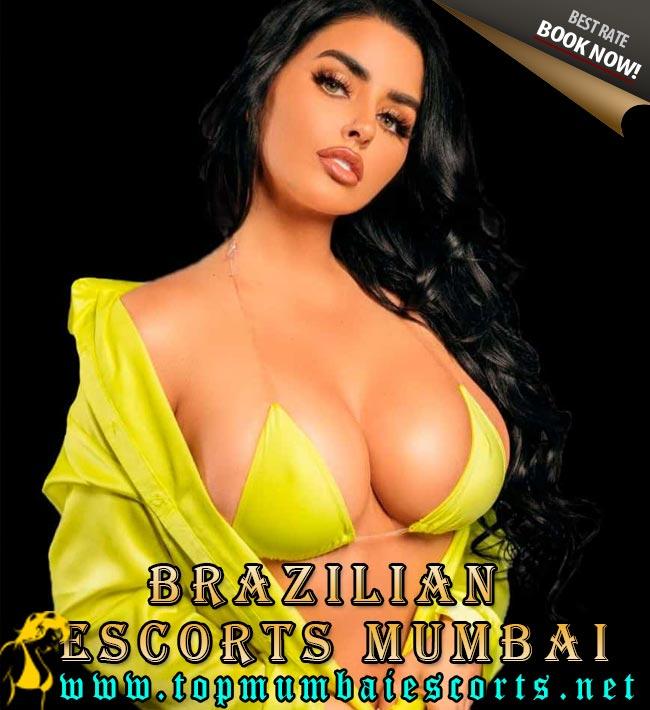 brazilian escorts in mumbai