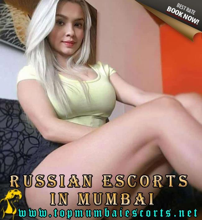 russian escorts in mumbai